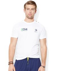 Ralph Lauren Polo Us Open Piqué Shirt - Lyst