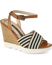 French Connection - Jane Wedges - Lyst