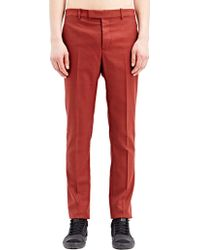 Marni Mens Lightweight Tailored Pant - Lyst