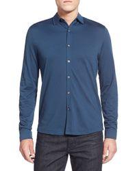 Robert Barakett - 'braydon' Regular Fit Sport Shirt - Lyst
