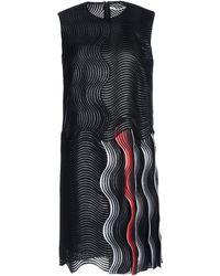 Marco De Vincenzo Wave Dress - Lyst