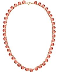 Ca & Lou Necklace - Lyst