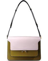 Marni | Medium Leather Bag | Lyst