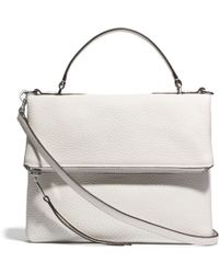 Coach The Urbane Shoulder Bag 2 in Pebbled Leather - Lyst