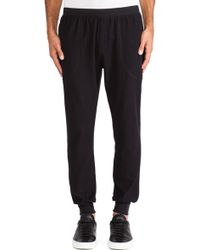 ATM Reverse French Terry Sweatpant - Lyst