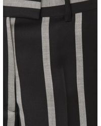 Vivienne Westwood Red Label - Striped Wool Trousers - Lyst