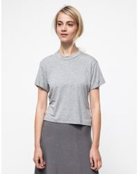 Which We Want Basic Tee - Lyst