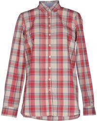 Tommy Hilfiger Shirt - Lyst
