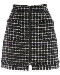 Jane Norman | Assorted A Line Boucle Skirt | Lyst