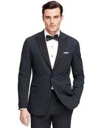 Brooks Brothers Regent Fit Seersucker Tuxedo black - Lyst