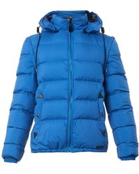 Burberry Brit Basford Quilted Down Jacket - Lyst