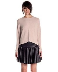 Sen Collection | Lily Crop Sweater | Lyst