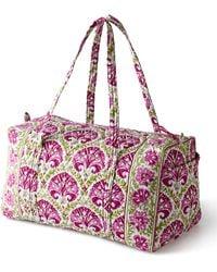 Vera Bradley - Julep Tulip Travel Bags - Lyst
