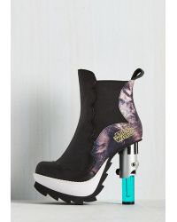 Irregular Choice - Duel Of The Feets Bootie - Lyst