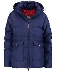 Pyrenex | Quilted Shell Down Coat | Lyst