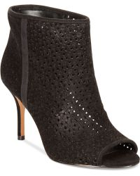 Nine West Glyn Booties - Lyst