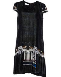 Leitmotiv Short Dress - Lyst