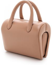 Maison Martin Margiela Leather Handbag - Lyst