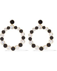 Noir Jewelry - Aldo Gold-tone Resin Earrings - Lyst