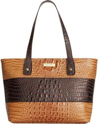 Marc Fisher - Day By Day Croco Small Shopper - Lyst