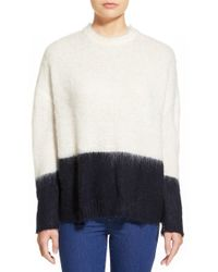 Native Youth - Colorblock Pullover Sweater - Lyst