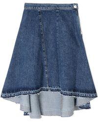 Marni | Denim Skirt | Lyst
