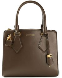 Michael Kors Small Casey Tote Bag - Lyst