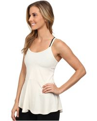 Tonic - Heidi Tank Top - Lyst
