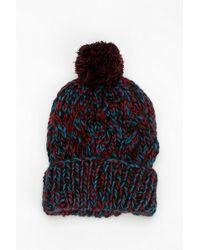 Urban Outfitters - Christys Hats Chris Pompom Beanie - Lyst