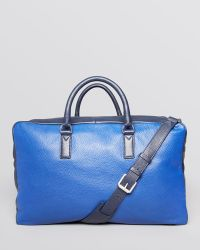 Marc By Marc Jacobs - Colour Block Leather Weekender Bag - Lyst