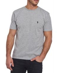 Ralph Lauren Custom Fitted Tshirt - Lyst
