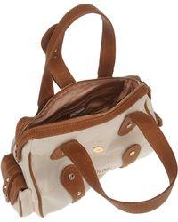 John Galliano Medium Fabric Bag - Lyst