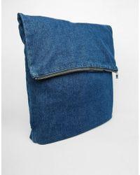 Cheap Monday - Zippack Backpack - Lyst