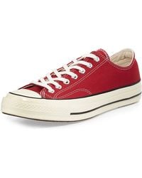 Converse All Star Chuck 70 Low-tops - Lyst