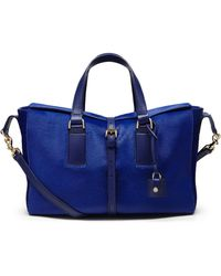 Mulberry Small Roxette - Blue