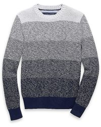 Tommy Hilfiger Gradient Sweater - Lyst
