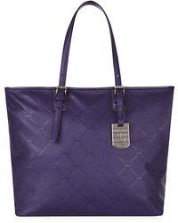 Longchamp Lm Cuir Large Shoulder Bag - Lyst