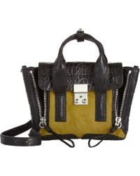 3.1 Phillip Lim Hair Mini Pashli Satchel - Lyst