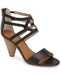Seychelles Women'S 'Have I Got News' Leather Sandal - Lyst