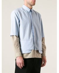 Henrik Vibskov James Shirt - Lyst