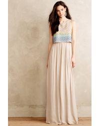 Mara Hoffman Spring Basket Maxi Dress - Lyst