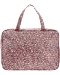 Liberty - Pepper Print Tana Lawn Weekend Wash Bag - Lyst