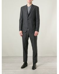 Boglioli Gray Two-piece Suit - Lyst