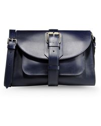 Proenza Schouler Medium Leather Bag - Lyst