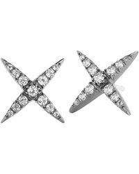 Elizabeth And James Kara Stud Earrings - Lyst