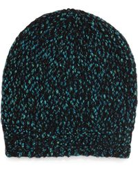 Vince - Multicolor Knit Beanie Hat - Lyst