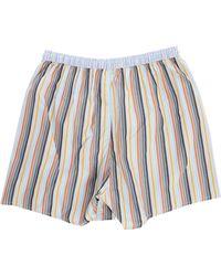 Arthur   Multicoloured Striped Briefs   Lyst