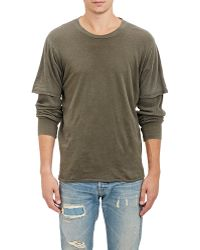 Bliss and Mischief - Layered Rapp T-shirt - Lyst