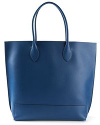 Mulberry Blossom Shopper Tote - Lyst