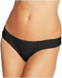 Roxy Sidetab Bikini Bottom - Lyst
